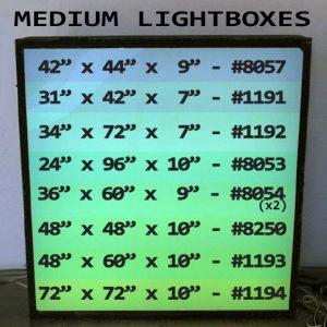 LIGHTBOX M